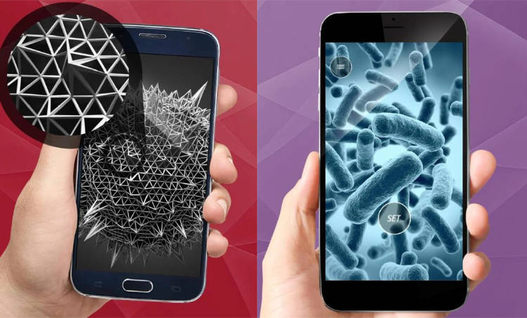 Apps fondos de pantalla 3D