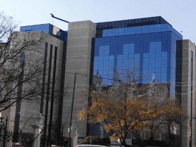 Edificio | Foto realizada con Huawei G8