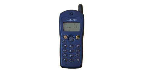historía telefonía móvil - Móvil Alcatel Antiguo