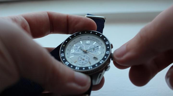 Reloj de marca unisex