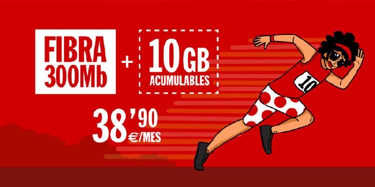 10 GB Acumulables Pepe MASMOVIL GRUPO 1