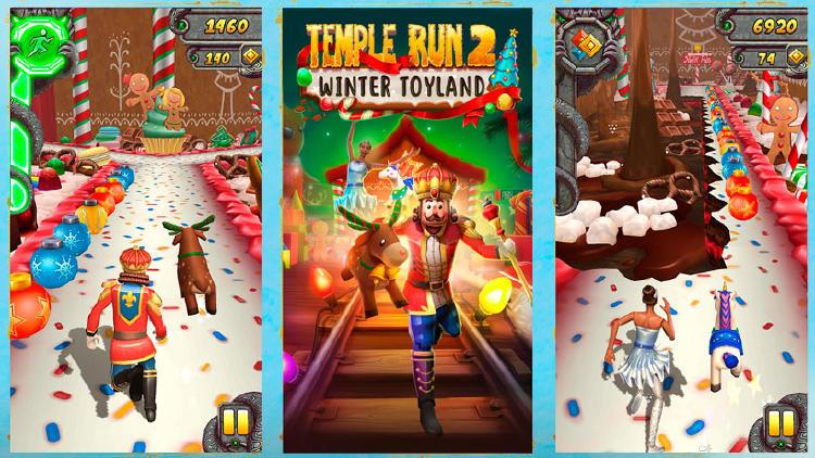 temple run 2 juegos movil sin internet