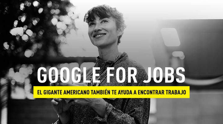 Google For Jobs mujer