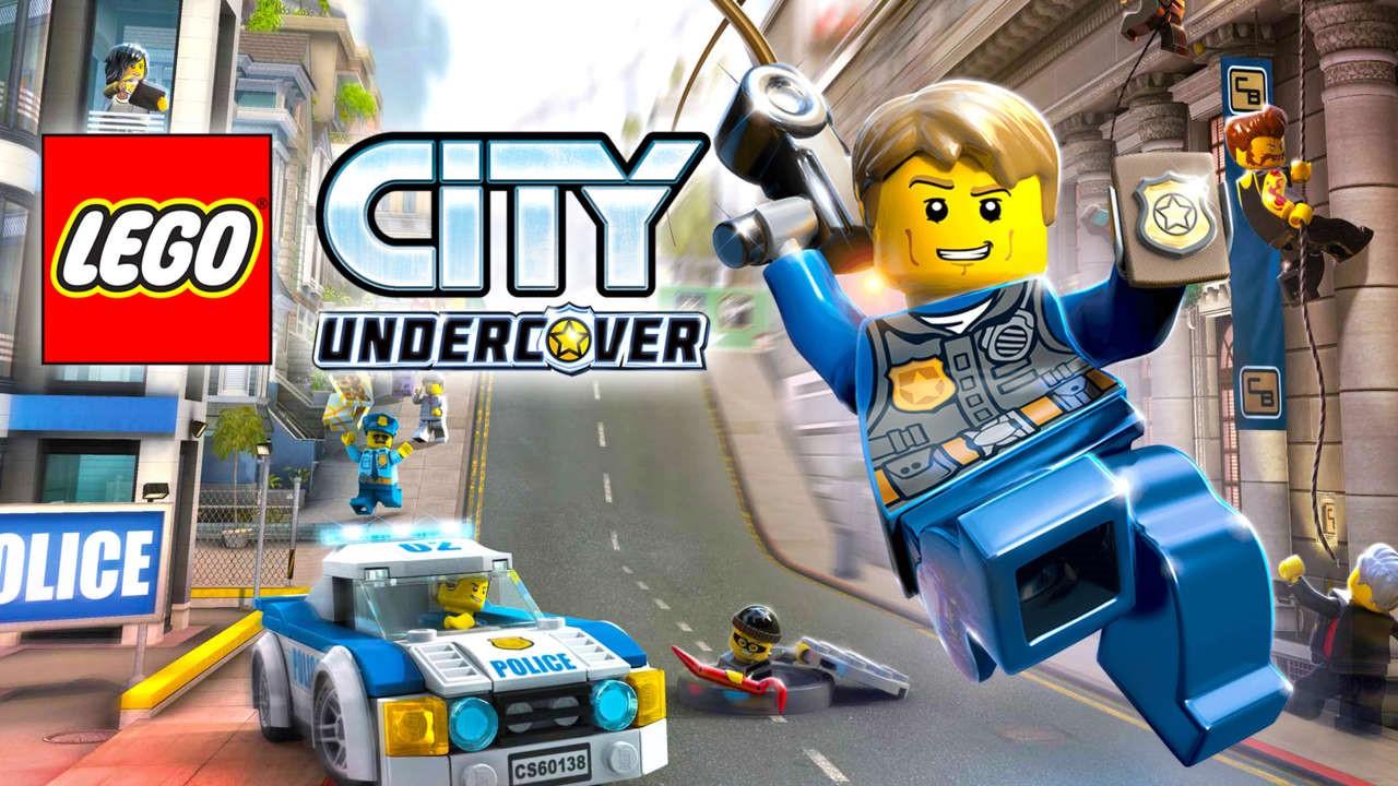 Pantallazo LEGO City