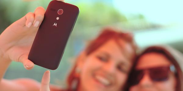 selfies en 3D