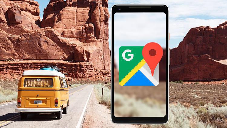 viajar google maps