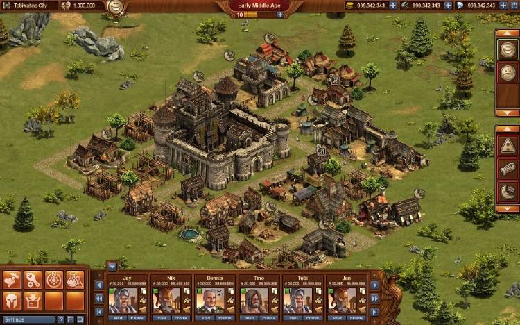 mmo forge of empires online juego de navegador