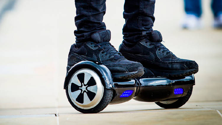 calibrar hoverboard