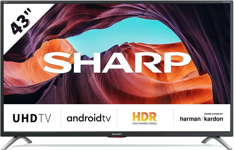 sharp-40BL6EA-4k-uhd
