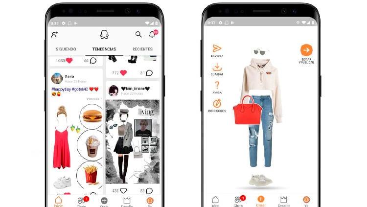 ropa armario app