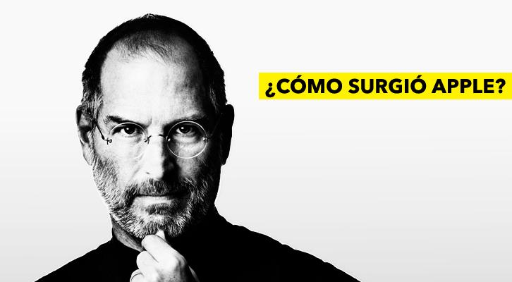 ¿Cómo surgió Apple?