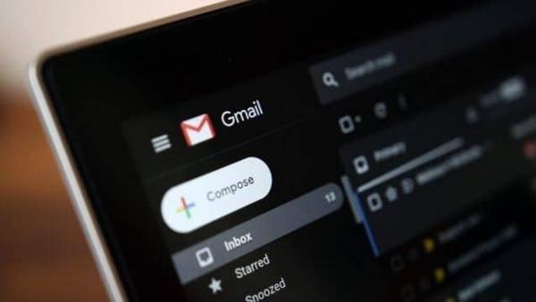 El modo oscuro de Gmail ya es oficial