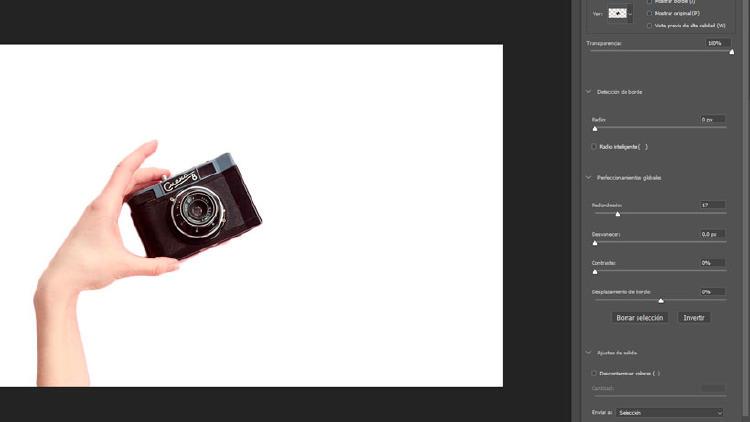 redondear imagenes photoshop
