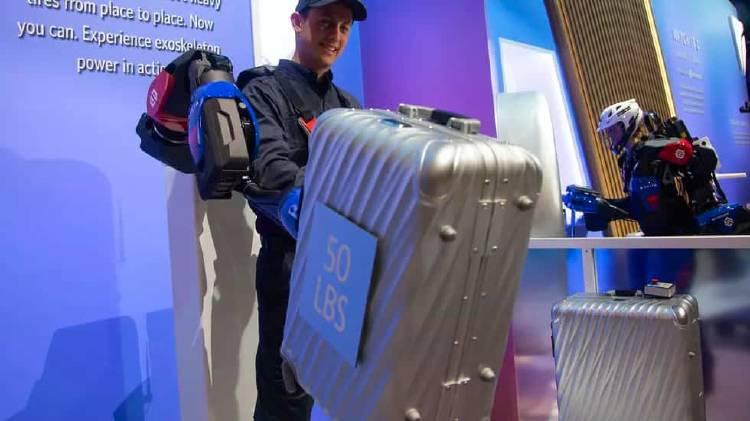 brazo robótico CES 2020