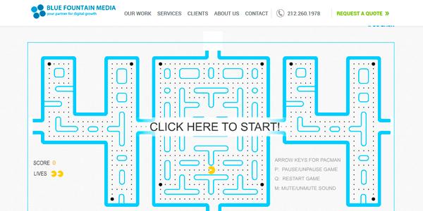 Los errores 404 más graciosos - Blue Fontain