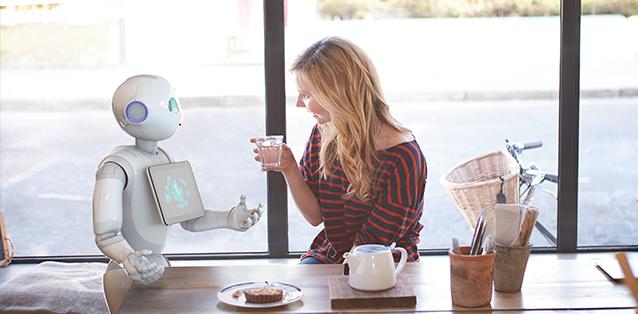 robot tecnología