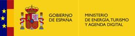Gobierno de España. Ministerio de Energía, Turismo y Agenda Digital