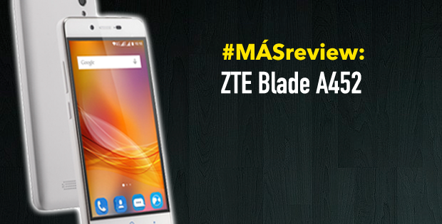 Review ZTE BLADE A452