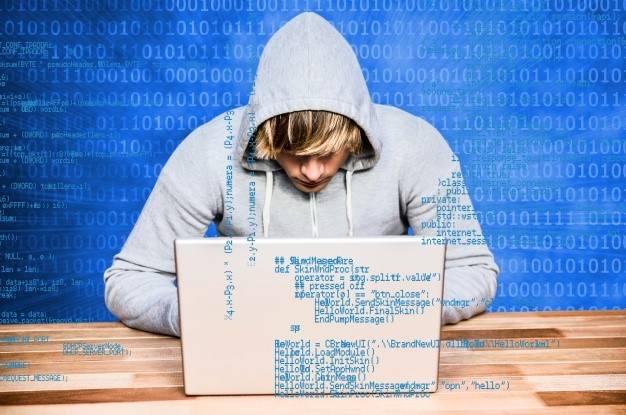 hacker webcam