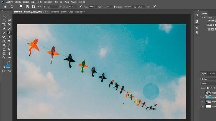 clonar borrar objeto photoshop
