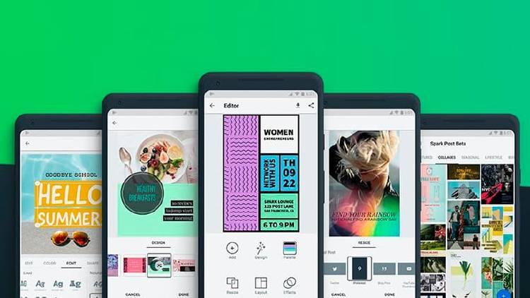 Comparamos las mejores aplicaciones de diseño gráfico en tu móvil