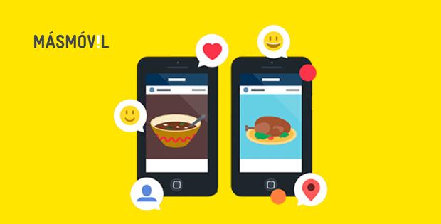 Las mejores webs y apps de comida a domicilio