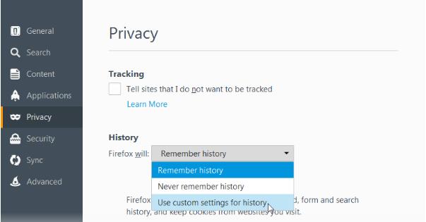 historial firefox | ¿cómo borrar el historial de navegación?