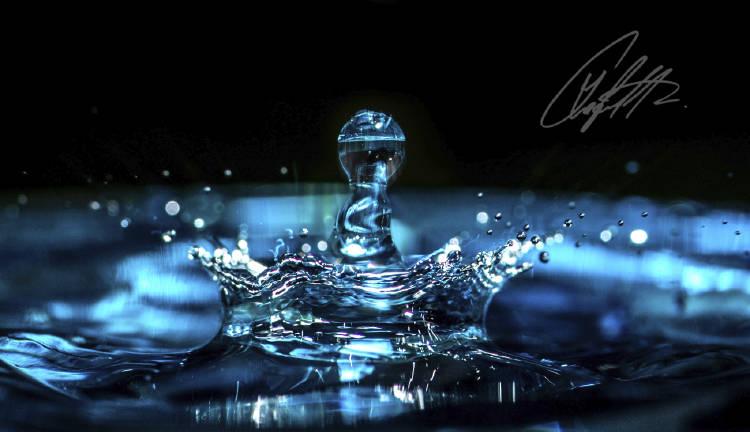 marcas de agua en fotografias
