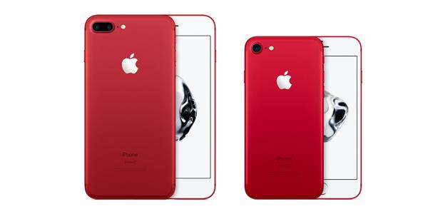 el nuevo iphone red