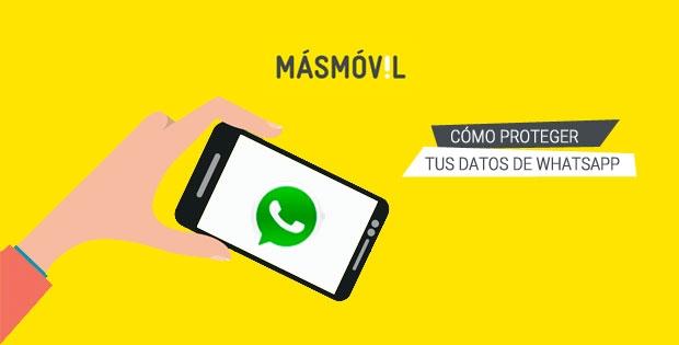 cómo proteger whatsapp