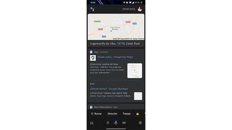 google-assistant-trucos-lugar