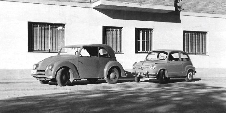 DAR el primer coche eléctrico fabricado en España