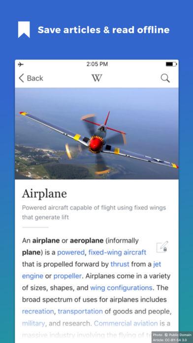 App Wikipedia