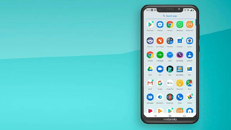 android one moviles