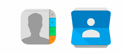 cómo cambiar de Android a iOS | exportar contactos