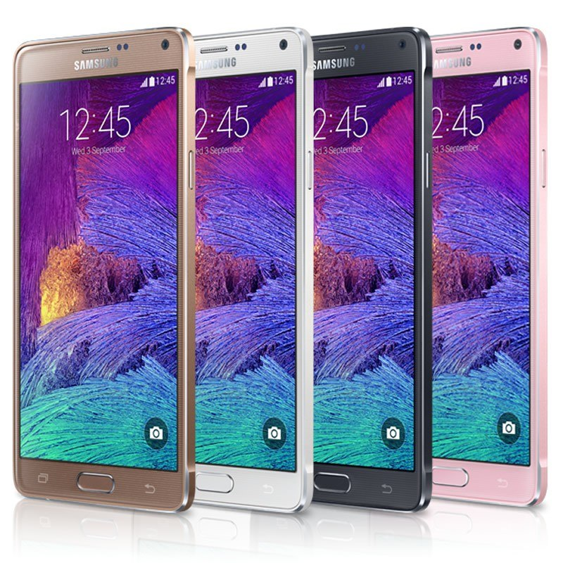 teléfono con mejor batería | samsung galaxy note s4