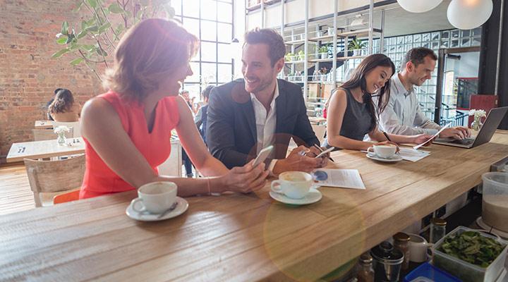 Cómo beneficia el WiFi a los restaurantes