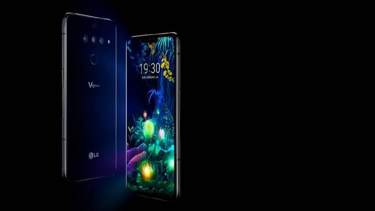 Los móviles con mejor sonido que puedes comprar LG V50
