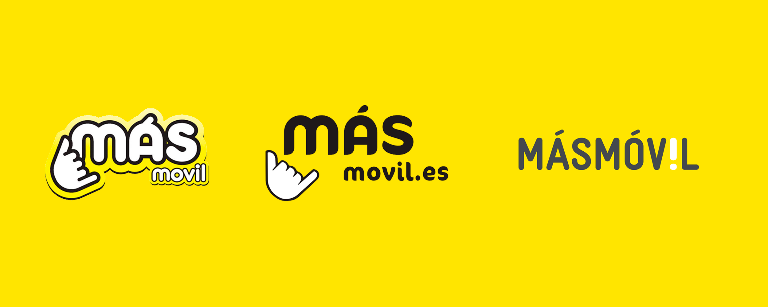 MÁSMÓVIL cumple 10 años | Logo MÁSMÓVIL