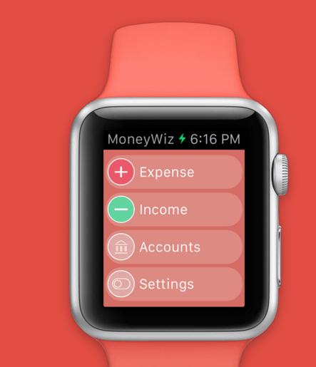 app para controlar contabilidad |moneywiz