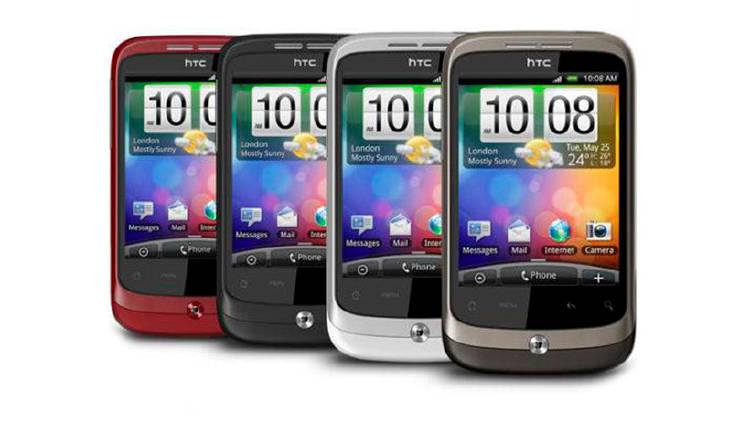HTC Wildfire, la historia de HTC