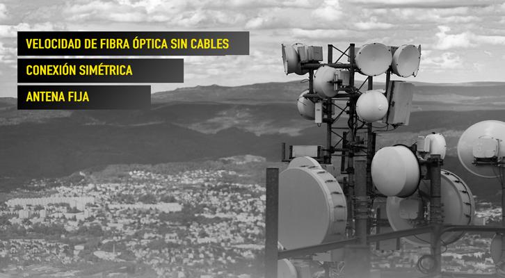 Servicio de Internet DATA RADIOLINK para empresas