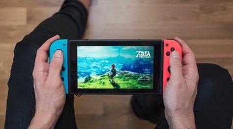 Lanzamientos Nintendo Switch
