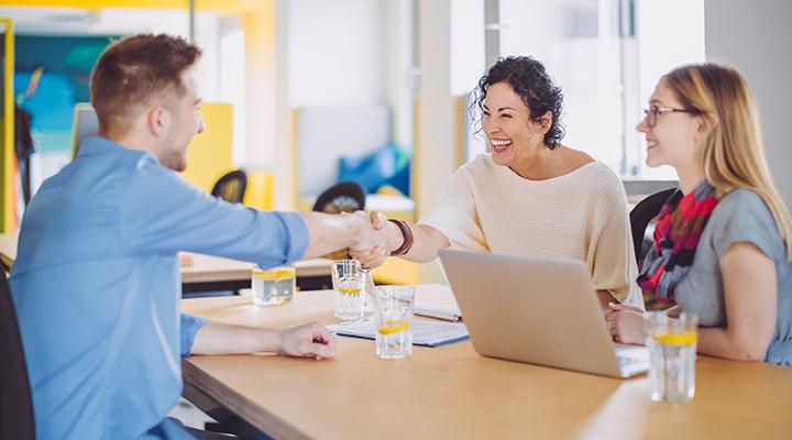 Las cinco claves para elegir al mejor candidato para tu negocio
