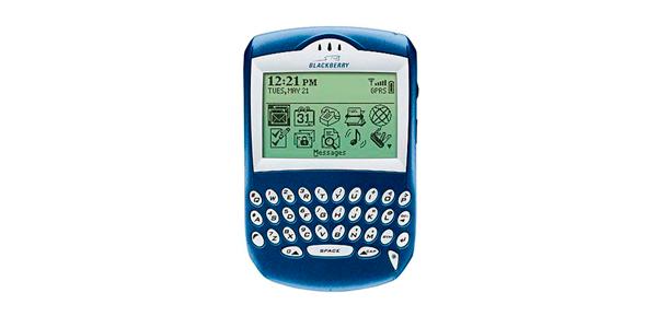 blacnberry 6210 | historia de blackberry