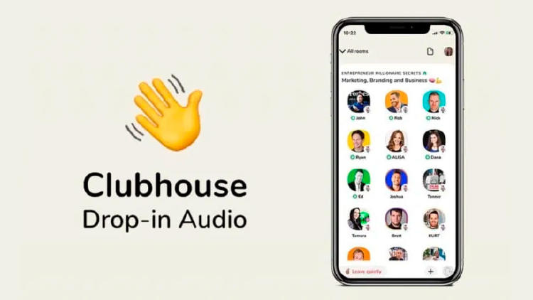 clubhouse app red social