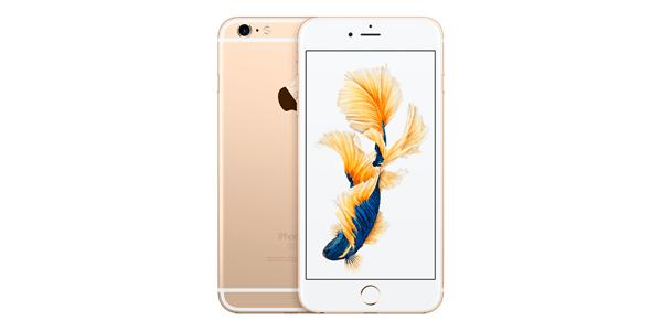 IPHONE6 dorado