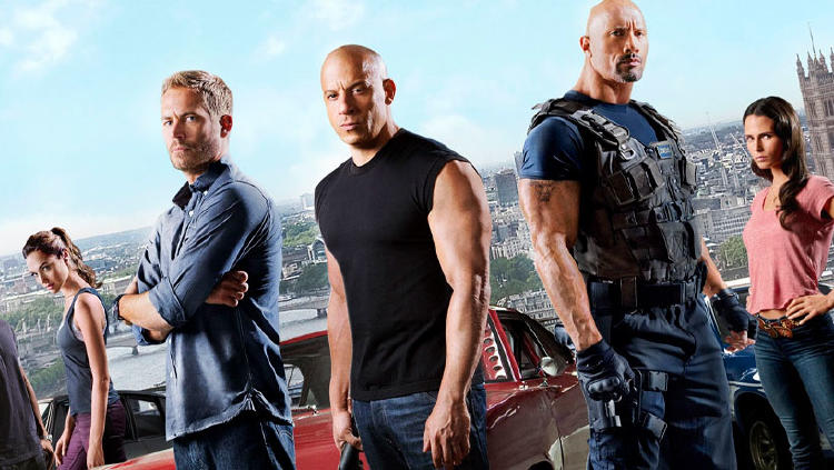 a todo gas fast and Furious