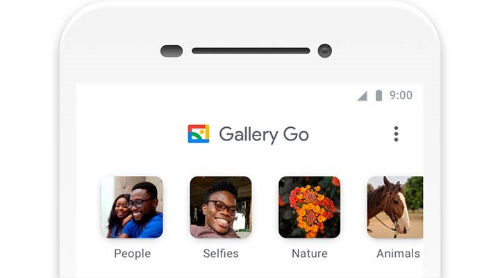 Gallery app: la nueva app de Google
