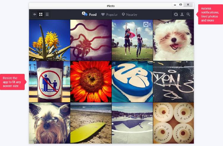 Cómo descargar fotos y vídeos de Instagram | Pixsta